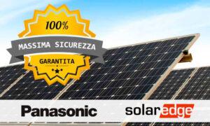 Impianto fotovoltaico per aziende
